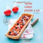 Tartes, cakes, pizza & co de David Batty et Marion Beilin