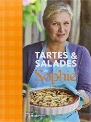 Tartes et Salades de Sophie de Sophie Dudemaine