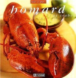 Homard et crabe de Collectif