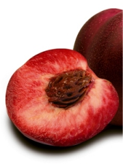 Les vari t s de p ches et de nectarine - Peche a peau lisse ...