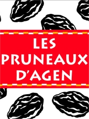 Logo du Pruneau d'Agen Photo : DR
