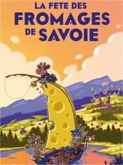 13ème Fête des fromages de Savoie, le 9 juillet 2017 à St Offenge (73)