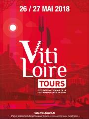 16ème édition de Vitiloire les 26 et 27 mai 2018 à Tours