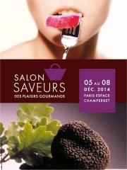 Salon saveurs des plaisirs gourmands du 5 au 8 d cembre 2014 for Salon des saveurs