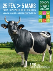 Salon International de l'Agriculture (SIA) du 25 février au 05 mars 2017