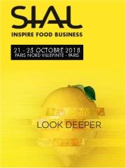 SIAL du 21 au 25 octobre 2018 Parc des Expositions de Paris Nord Villepinte - France