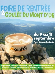 La Coulée du Mont d'or 2016 Photo : DR