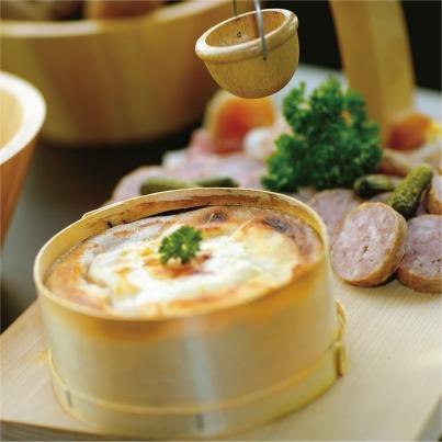 Le mont d 39 or ou vacherin du haut doubs - Recette fromage mont d or ...