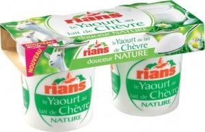 yaourt au lait de chevre