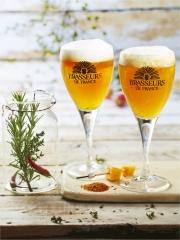 Recette Cocktail de Bière de Printemps, Mangue, Romarin et Piment