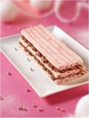 Recette buche noel biscuit rose reims
