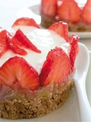 Recette Cheesecake à la Fraise