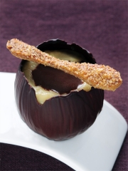 Recette Coque Cot de Chocolat