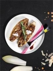 Recette Endives farcies au veau du Limousin