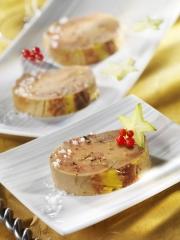 Foie gras au vin Jurançon Photo : © Frédéric Arnaud / Delpeyrat