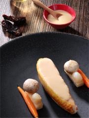 Recette Poitrine de Volaille à la crème relevée de sauce Tabasco® Chipotle