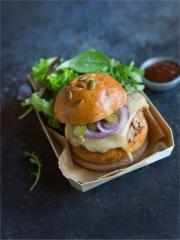 Recette Pulled Pork Burger à la Raclette